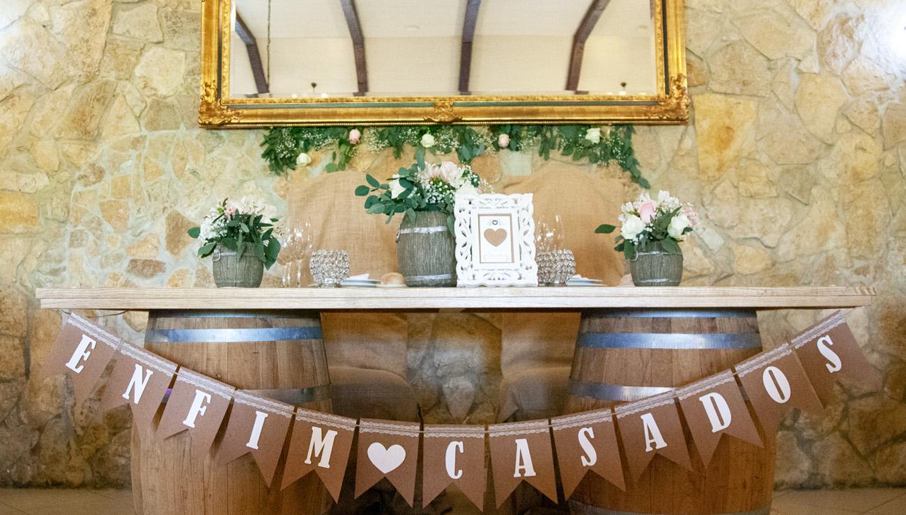 Fotografia Casamento decoração