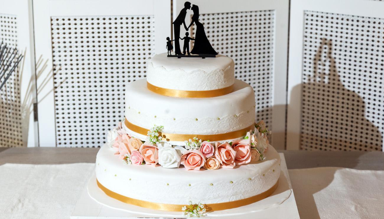 Fotografia Casamento Bolo de noivos