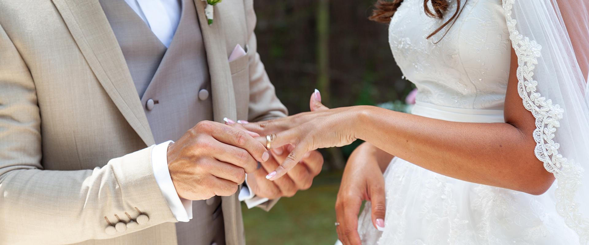 Fotografia Casamento Troca Alinaças